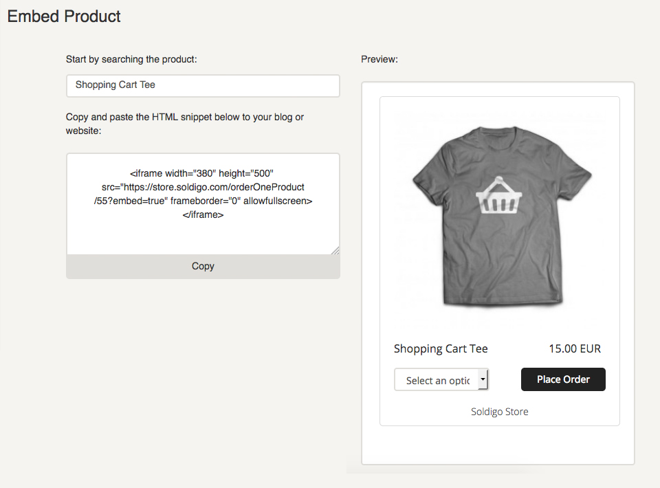 embedproduct