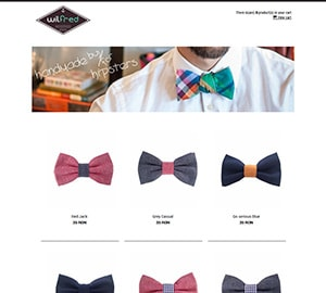 Wilfred Bow Ties